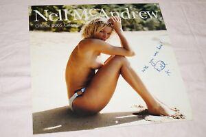 Nell Mc Andrew - Official 2005 Kalender / Calender - RAR - TOP Zustand