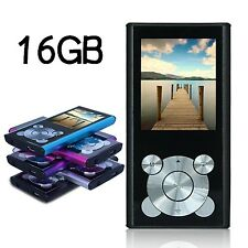 Tomameri 16GB Compact and Portable MP3 Player MP4 Player Video Player - NEW