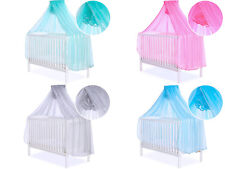 LOVELY BABY NURSERY CANOPY DRAPE/ HOLDER /STAND ROD 4 BABY CRIB COT BED COTBED