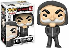 Pop Vinyl ELLIOT MASKED Mr Robot #482 Funko Figure SDCC Summer Convention