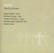 Stainer: The Crucifixion CD ( 2004 ) NEW + FREE P&P