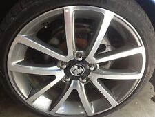 VE II SSV Holden Commodore 19 inch wheel rims Fits Pre VE  VR VS VT VX VY VZ