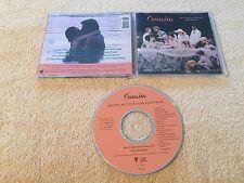 Cousins by Angelo Badalamenti (CD, Mar-1989, Warner Bros.) SOUNDTRACK RARE OOP