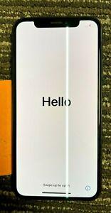 Apple iPhone X 64GB Factory Unlocked Smartphone - Screen Vertical Line See Pics