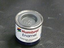 HUMBROL ENAMEL : N° 32 DARK GREY MATT - 14ml - NEUF