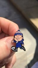 Adidas RANGERS Trimmy Pin Badge Casual Ultras Away Days Glasgow Rangers Gers