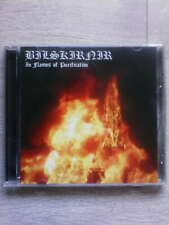 Bilskirnir - In Flames of Purification /Totenheer (CD) Black Pagan Metal 1Burzum
