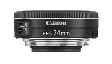 OtRIGINAL CANON EF-S 24mm f/2.8 STM Lente de Cámara F2.8