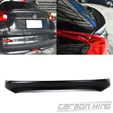 Unpainted For Nissan JUKE F15 Hatchback Trunk Middle Boot Spoiler 17 Sport
