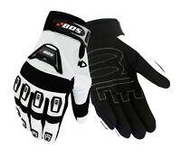 Motorradhandschuhe Sommer Handschuhe kurz Motorrad Biker Textil Gr. M L XL