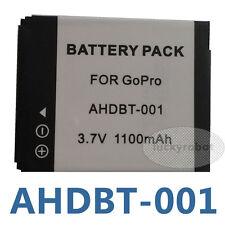 Battery AHDBT-001 for GoPro HD Hero Original HD Hero 2 HD Hero 960 ~ Brand NEW
