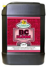 Technaflora B.C. Bloom 5 Gallon - BC Hydroponics Nutrients 3 Part complete base