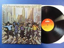 NEW RIDERS OF THE PURPLE SAGE  OH WHAT AMIGHTY TIME cbs 75 A1B3 UK 1st pr EX