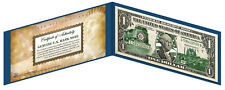 NORTH DAKOTA State $1 Bill *Genuine Legal Tender* US One-Dollar Currency *Green*