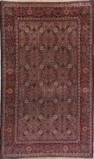 Kashan Tappeto Orientale Tappeto Rug Carpet parte di Tapis tapijt Tappeto Alfombra RAR antico