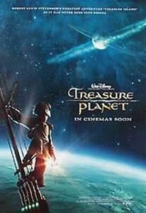 Treasure Planet (Advance Poster