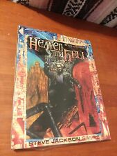 GURPS / Steve Jackson Games: In Nomine (Revelations 3 Heaven and Hell - Sealed)
