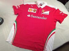 formula 1 shirt - SCUDERIA FERRARI / Santander Team Jersey (XXL) by PUMA