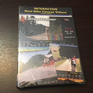 Sealed Interactive Real Bike Course Computrainer Ironman World Championship