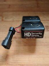 HD-SECURITY SIREN II (110dB AFTERMARKET HARLEY DAVIDSON SMART SIREN) READ FULL
