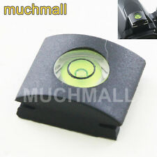 Hot Shoe Bubble Spirit Level Cover Protector Cover Cap for Canon Nikon Sony DSLR