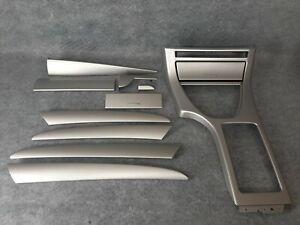 BMW X5 Series E53 Titanium Silver Interior Trim LHD