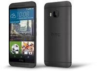5'' HTC One M9 32Go 20Mpx Android NFC Débloqué Téléphone Mobile - Gris foncé