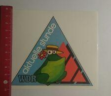 Aufkleber/Sticker: WDR aktuelle Stunde (090117133)