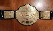 WWE REPLICA Triple H World Heavyweight Championship Title Belt Kids Metal HHH