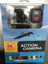 ACTION SPORTS CAM VIDEOCAMERA HD 1080 4K WIFI GO PRO SUBAQUEA telecomando