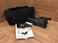 JVC GR-303U Camera - Recorder / Player with Case & Manual Bundle *FOR PARTS*