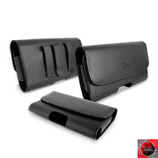 #1 Leather Pouch Cover Case For Samsung Galaxy Note 10 Plus fit with Otterbox