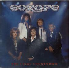 *NEW* CD Album Europe - Final Countdown (Mini LP Style Card Case)