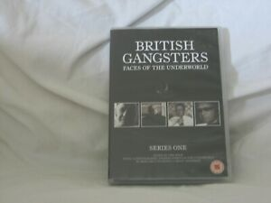 British Gangsters.Faces of the underworld series one DVD.