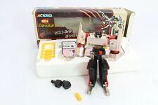 Pre-Transformers Micro Change MC-07 Gun Robo Boxed Incomplete