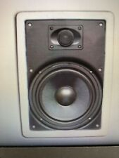 "CHANNEL VISION IW814 (pair) 8"" in wall speakers BRAND NEW"