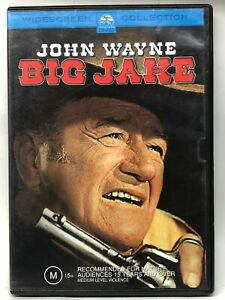Big Jake - DVD - AusPost with Tracking