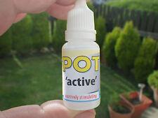 Pristex POT 'Active' - (Isolated Potassium) fishing bait additive (x1 bottle)