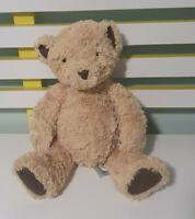 JELLYCAT TEDDY BEAR MEDIUM JELLLY4034SH 30CM DARK BROWN PAWS AND FEET