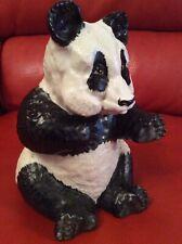 "More details for ultra rare large ""pindar the panda"" porcelain figure c.1939 ~ (wade? beswick?)"