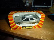 SOLIDO AUDI QUATRO NO1328. MINT BOXED