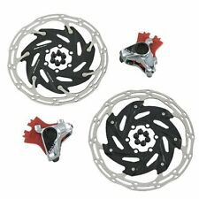 Fast Shipping SRAM RED AXS Flat Mount Hydraulic Disc Brake Set 160mm w/Rotor