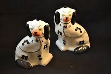 House of Goebel Pair of Staffordshire England Spaniels
