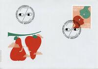 Switzerland Medical Stamps 2020 FDC Pro Infirmis Disabilities Health 1v Set