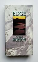 Edge Of The Horizon VHS PowerSports Productions 1997 OOP New Age Meditation