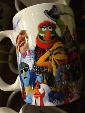 disney parks authentic the muppets ceramic coffee mug cup new