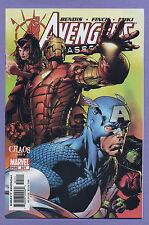 Avengers #501 2004 Disassembled Brian Michael Bendis David Finch Marvel Do