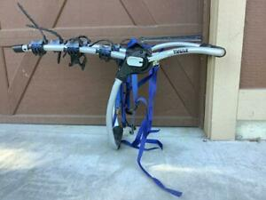 Thule Gateway 3 Size 3-Bike Trunk Mount Bike Rack