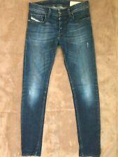"""Authentic Diesel """"Sleenker"""" regular slim-skinny men's jeans W29/L32"""