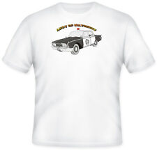 Andy of Mayberry Y Block 60 Ford Cruiser WHITE Hanes T Shirt  (M, L or XL)